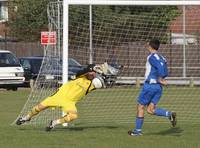 Good save by Cuds