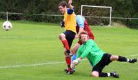 Cromer keeper struggles with Mills
