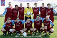 Reserves March 2012