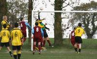 More pressure on the Hempnall goal