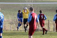 Comfortable catch for the Hempnall keeper