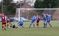 Barratt smashes home the second