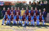 First Team Squad 2009-2010