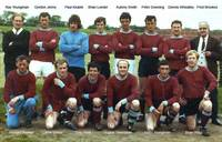 Team from 1970 to 1971