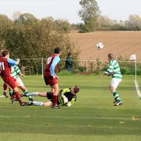 AFC Norwich escape when a Hempnall attack sees the