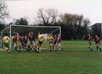 City on the attack in the Hempnall v NCFC Reserves