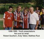 1998-1999 youth presentations, Andy Talbot still p