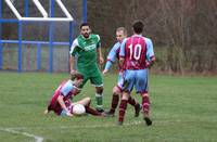 Hempnall v Horsford 8th Dec 2018 19