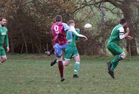 Hempnall v Horsford 8th Dec 2018 22