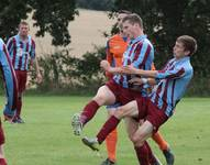 Hempnall v Aylsham 30th aug 2014 7