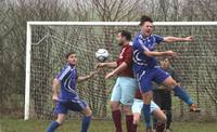Hempnall v Poringland 7th Jan 2017 4