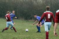 Hempnall v Poringland 7th Jan 2017 5