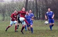 Hempnall v Poringland 7th Jan 2017 7