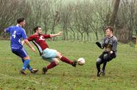 Hempnall v Poringland 7th Jan 2017 17