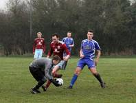 Hempnall v Poringland 7th Jan 2017 25