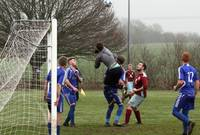 Hempnall v Poringland 7th Jan 2017 28