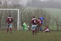 Hempnall v Poringland 7th Jan 2017 36
