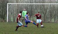 Hempnall v Poringland 7th Jan 2017 38