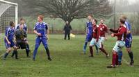 Hempnall v Poringland 7th Jan 2017 46