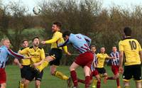 Hempnall v Hellesdon 30th Jan 2016 25