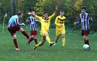 Hempnall v Poringland Sat Nov 16th 2013 14