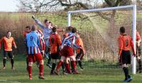 Hempnall v Bradenham 11th Jan 2014 8