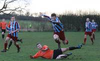 Hempnall v Bradenham 11th Jan 2014 19