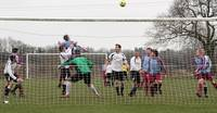 Hempnall v Nth Walsham 16th March 1