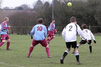 Hempnall v Nth Walsham 16th March 2