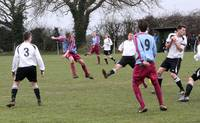 Hempnall v Nth Walsham 16th March 4