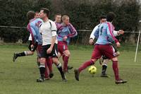 Hempnall v Nth Walsham 16th March 6