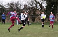 Hempnall v Nth Walsham 16th March 8