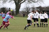 Hempnall v Nth Walsham 16th March 9