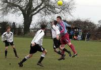 Hempnall v Nth Walsham 16th March 13