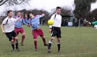 Hempnall v Nth Walsham 16th March 14