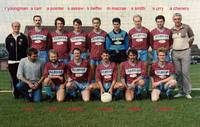 Arthur Chenery's team early 1980's