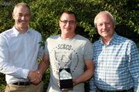 Matt Oakley Clubman of the Year 2013