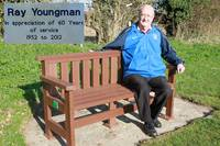 Ray Youngman honoured